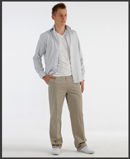 mens quality dress pants